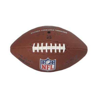 "Wilson American Football Ball ""NFL DUKE Replica Football"", braun, Gr. O"