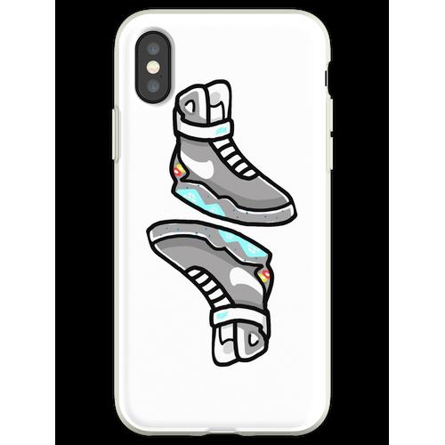 Sneaker Air Force AF Flexible Hülle für iPhone XS