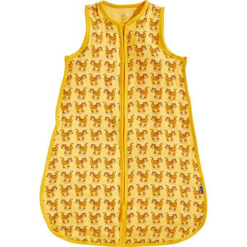 Schlafsack Musselin, gelb, Gr. Größe 00