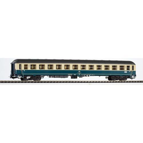 PIKO Personenwagen IC Abteilwagen 2. Klasse Bm 235, (59663) bunt Kinder Loks Wägen Modelleisenbahnen Autos, Eisenbahn Modellbau