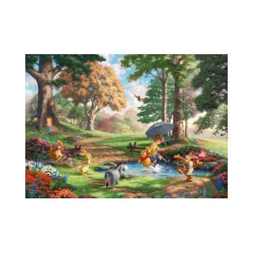 Puzzle Disney, Winnie The Pooh, 1.000 Teile