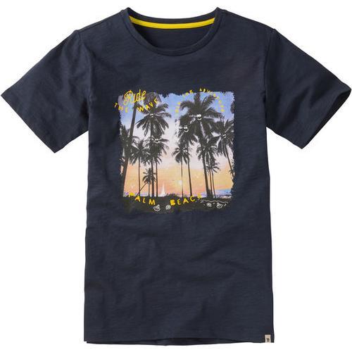 T-Shirt California, blau, Gr. 140/146