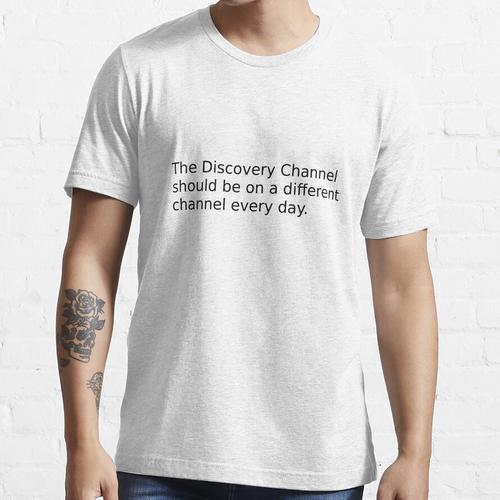Kabelfernsehen Essential T-Shirt