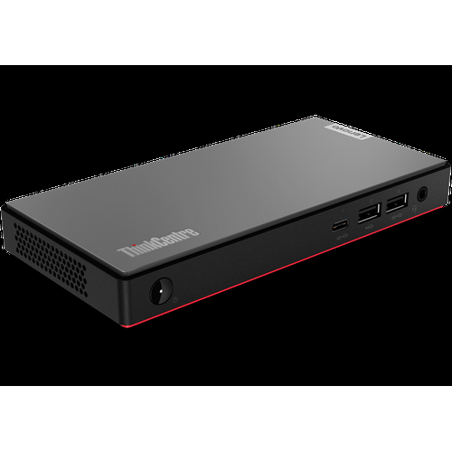 Lenovo ThinkCentre M75n AMD® Ryzen? 3 Pro 3300U-Prozessor 2,1 GHz, max. Leistungsschub bis zu 3,50 GHz, 4 Kerne, 4 Threads, 4 MB Cache, Windows 10 Home 64 Bit, 128 GB M.2 2242 SSD