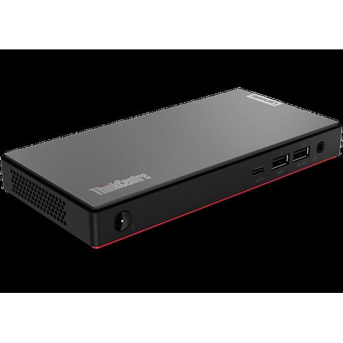 Lenovo ThinkCentre M75n AMD® Ryzen? 3 Pro 3300U-Prozessor 2,1 GHz, max. Leistungsschub bis zu 3,50 GHz, 4 Kerne, 4 Threads, 4 MB Cache, Windows 10 Home 64 Bit, 128 GB M.2 2242 SSD