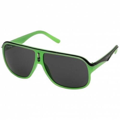 MSTRDS KMA Racer Shades UV400 Sport Sonnenbrille 10265 lime black