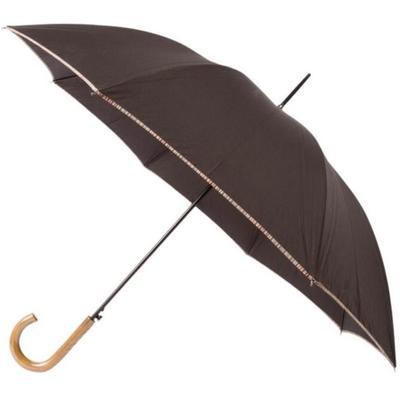 DIESEL Parapluie manche liseré bayadère