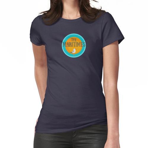 Die Maritimes Frauen T-Shirt