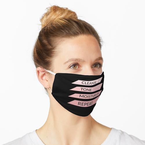 Kosmetikerin Maske