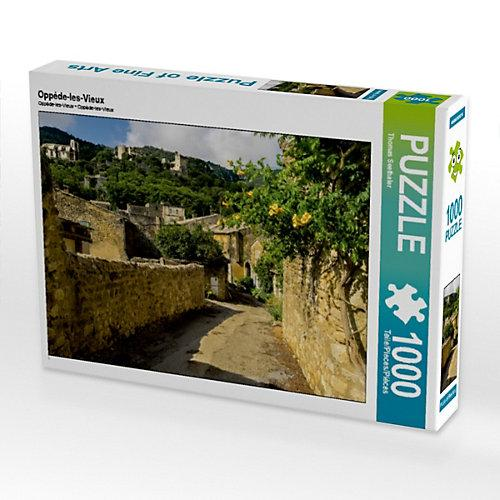 Oppède-les-Vieux Foto-Puzzle Bild von Thomas Seethaler Puzzle