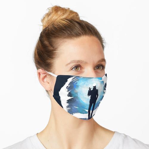 Grenzenlos Maske
