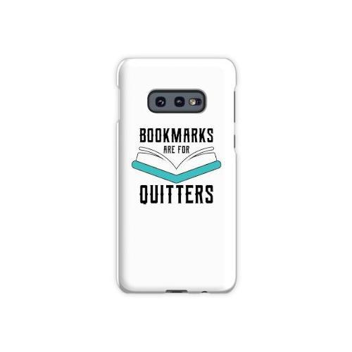 Lesezeichen Kostenlose Kleidung Samsung Galaxy S10e Case