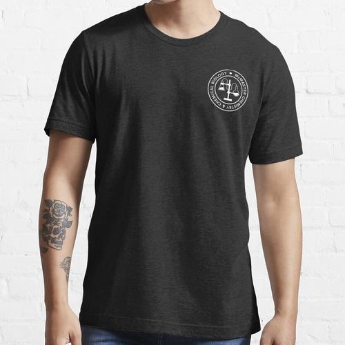 Chem/ChemBio Logo Essential T-Shirt
