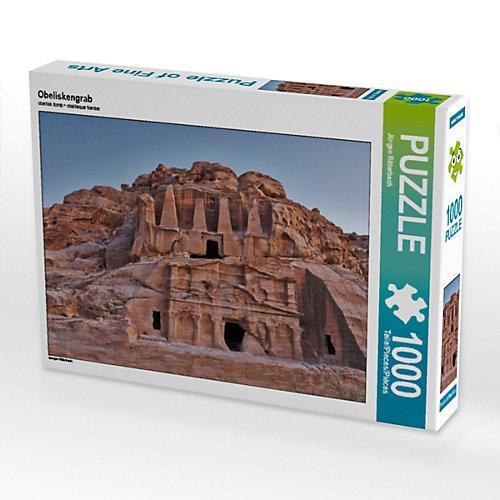 Obeliskengrab Foto-Puzzle Bild von www.travel4pictures.com Puzzle