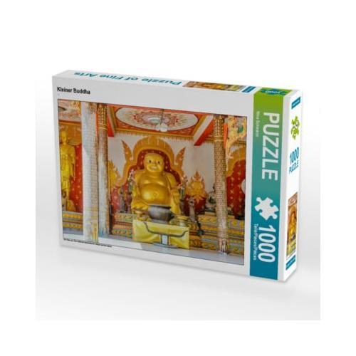 Kleiner Buddha Foto-Puzzle Bild von Nina Schwarze Puzzle