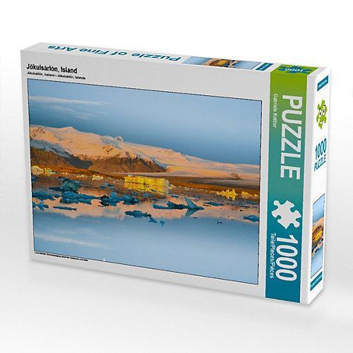 Jökulsárlón, Island Foto-Puzzle Bild von Gabriele Kottler Puzzle