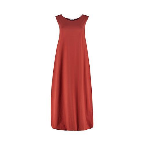 Deerberg Damen Jersey-Kleid Carlie klinkerrot