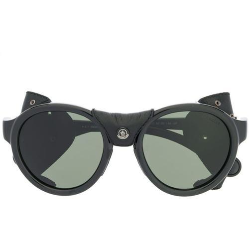 Moncler Runde Sonnenbrille