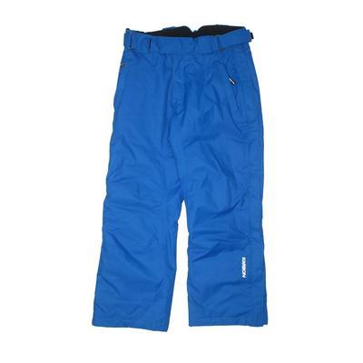 Karbon Snow Pants - Adjustable: Blue Sporting & Activewear - Size 10
