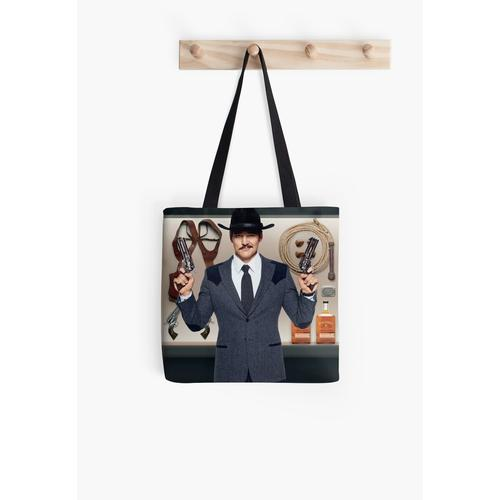 Agent Whisky Poster Tasche