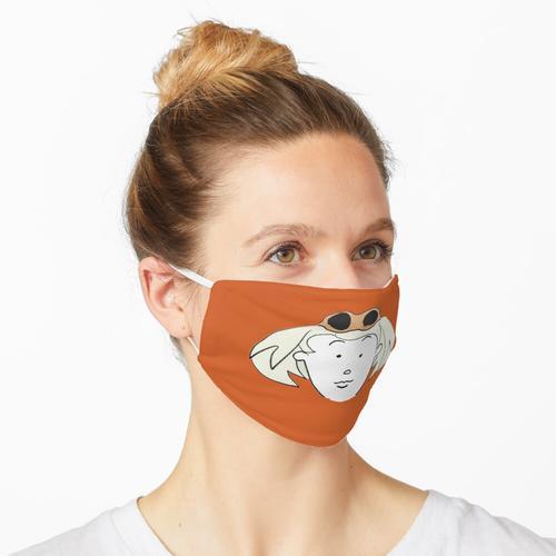 Schutzbrillen sind cool Maske