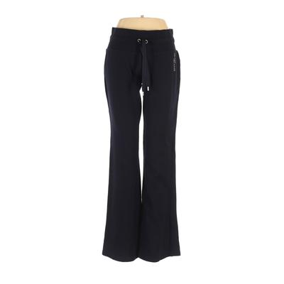 DKNY Casual Pants - High Rise: Blue Bottoms - Size Small