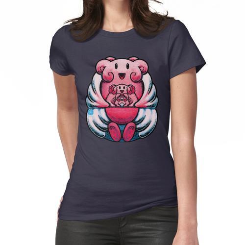 Fanart Blissey Motryoshka Frauen T-Shirt