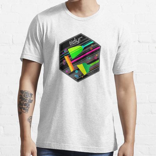 tidyr 2020 tidyverse R. Essential T-Shirt