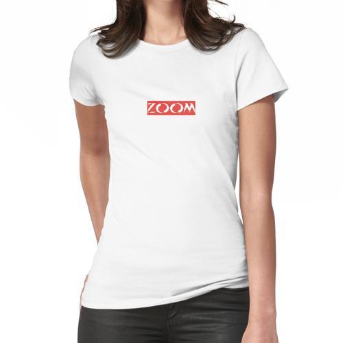 ZOOM Skateboards Supreme BOX Logo Frauen T-Shirt
