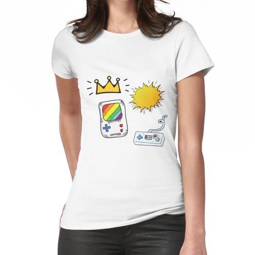 RETRO Gameboy King Controller Frauen T-Shirt