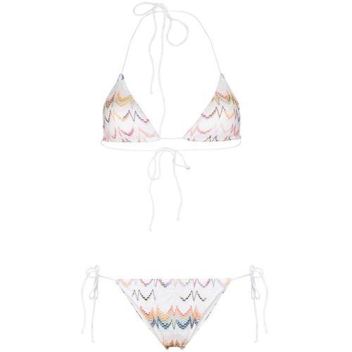 Missoni Bestickter Bikini
