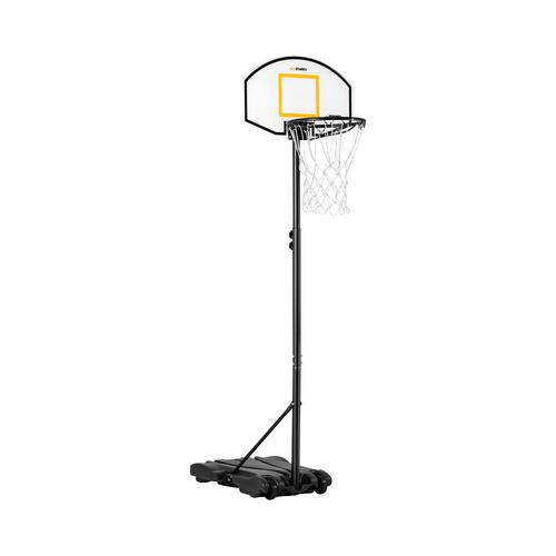 Gymrex Basketballkorb Kinder - höhenverstellbar - 178 bis 205 cm GR-MG44
