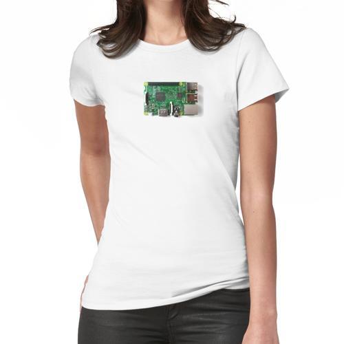 Himbeer-PU-T-Shirt Himbeer-PU Frauen T-Shirt