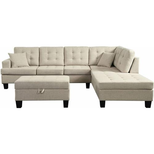 Home Deluxe - Sofa Florenz links | Ecksofa, Couch, Sofagarnitur