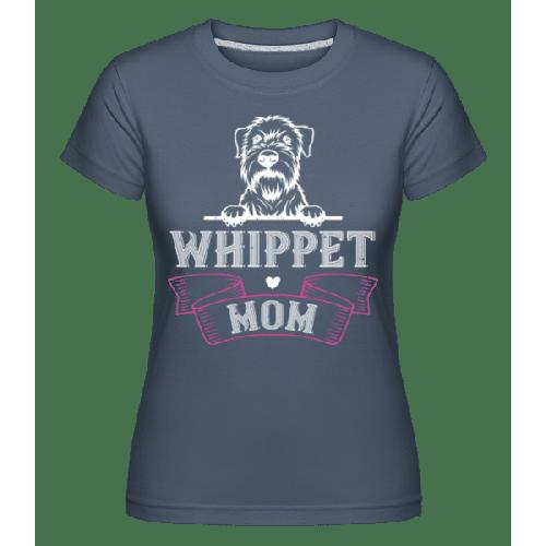 Whippet Mom - Shirtinator Frauen T-Shirt