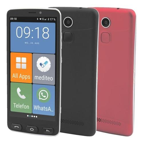 Smartphone »Neo« rot, Olympia, 15.6x0.9x7.1 cm