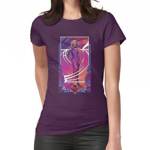 Lady Derleth - Lovecraft Frauen T-Shirt