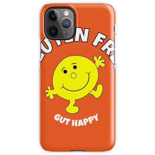 Glutenfreies Gut Happy T-Shirt - Glutenfreies Gut Happy T-Shirt - Glutenfre iPhone 11 Pro Handyhülle