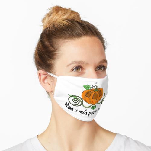 Mitternachtserlaubnis Maske