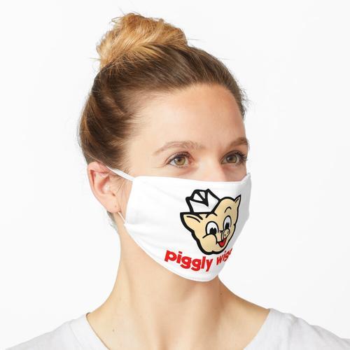Piggly Wiggly Maske