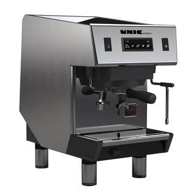 UNIC CLASSIC1 Automatic Espresso Machine w/ (1) Group & (2) Dispensers - 110v