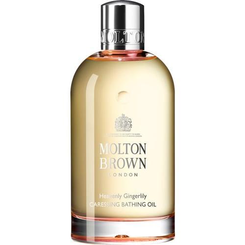 Molton Brown Heavenly Gingerlily Caressing Bathing Oil 200 ml Badeöl