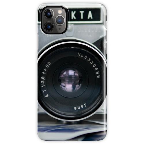 Analoge Kamera iPhone 11 Pro Max Handyhülle