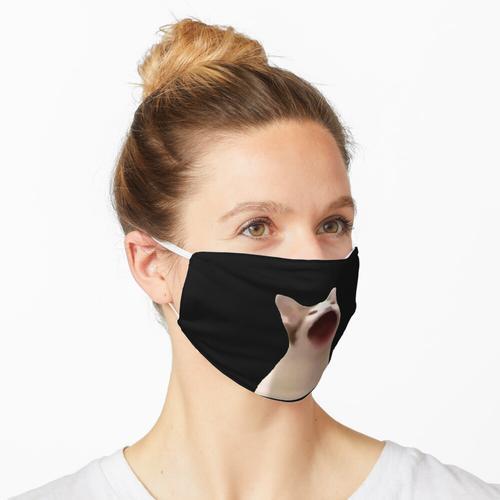 Popping Cat Maske