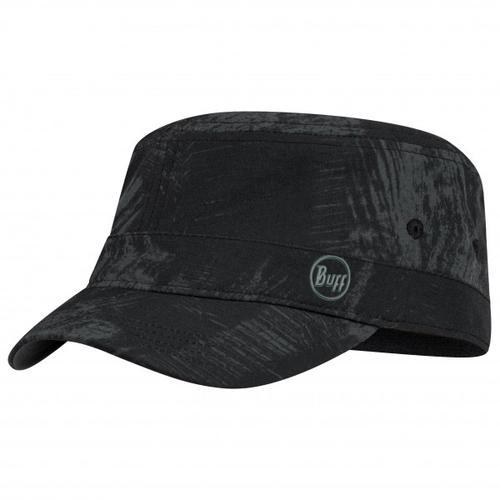 Buff - Military Cap Gr L/XL;S/M schwarz