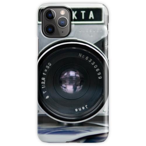 Analoge Kamera iPhone 11 Pro Handyhülle