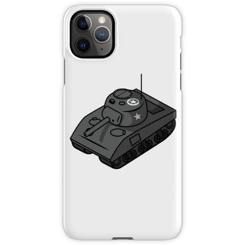 Kleiner Sherman Panzerstahl iPhone 11 Pro Max Handyhülle