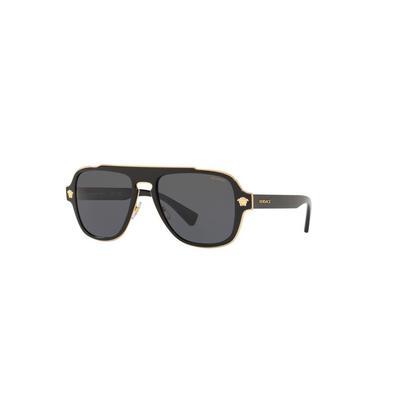 Sunglasses - Black - Versace Sunglasses