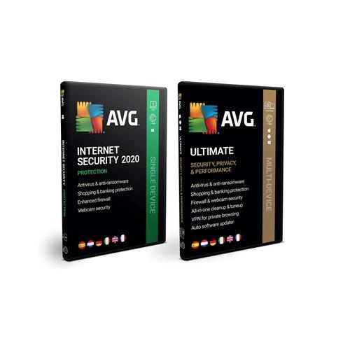AVG: Internet Security 1 PC 1 Jahr