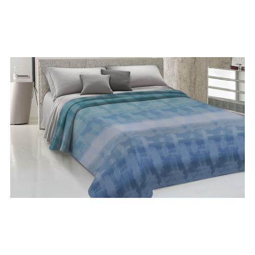 Sommerdecke: Blau/ 220 x 270 cm